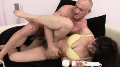 Nasty Redheaded Broad Uses Her Skilled Mouth To Pleasure This Stud
