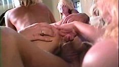 Anally-obsessed fucker uses dirty holes of amazing prostitutes