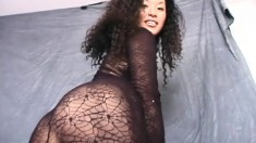 Sensual Shiho has a perfect ass and isn't afraid to show it off
