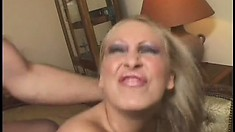 Pure anal whore Mandy gets lost in her super hot sexual reveries