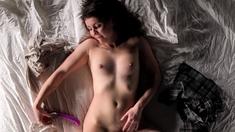 Fat amateur mums voyeur masturbation in restaurant